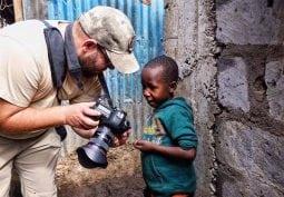 Fotograf Ján Husár: Hranica medzi tým, kedy môžeš fotiť akedy nemôžeš, je veľmi tenká