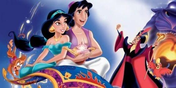 Walt Disney a hraný Aladin? Prečo nie