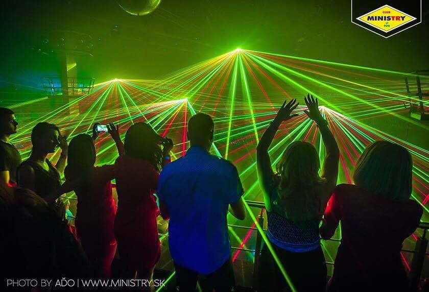 house kluby na slovensku