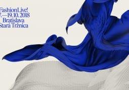 Najväčšie módne podujatie Fashion LIVE! 2018 bude venované československým dizajnérom a prinesie niekoľko prekvapení
