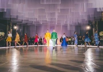Fashion LIVE! 2018: Najväčšia módna show priniesla pestré prehliadky slovenských aj českých dizajnérov