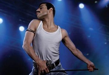 Ako sa z Ramiho Maleka stal Freddie Mercury