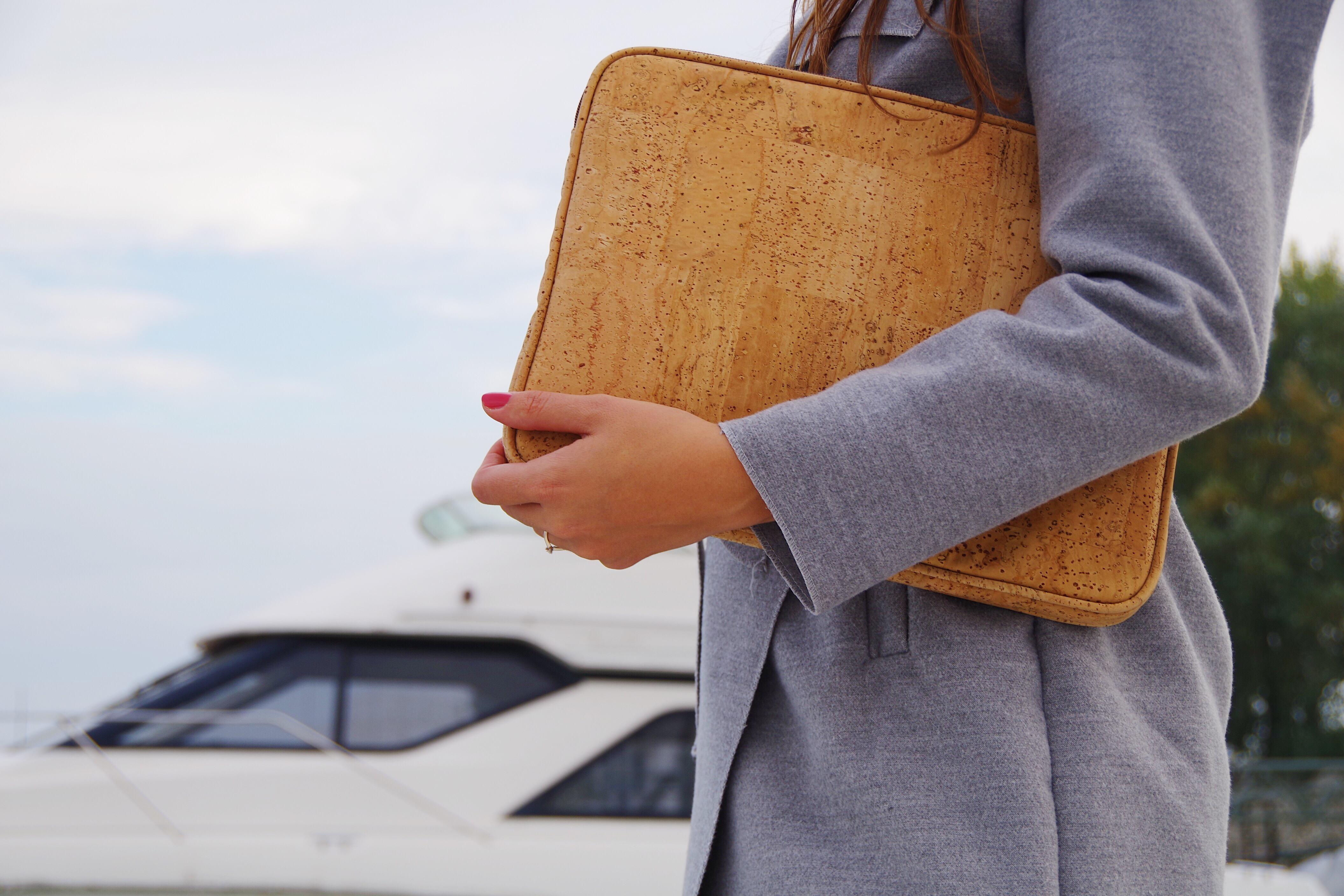 korkové kabelky