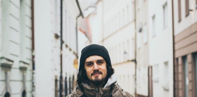 Hudobník Peter Kravárik, tiež známy ako Homes: Vzťah sgitarou je ako so ženou – musí dýchať abyť flexibilný