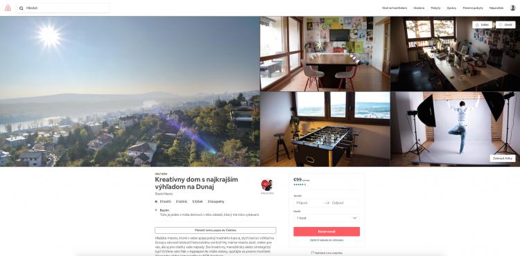 Ako kreatívci zháňajú nových ľudí? Kreatívne. Reklamná agentúra hľadá nové posily cez Airbnb