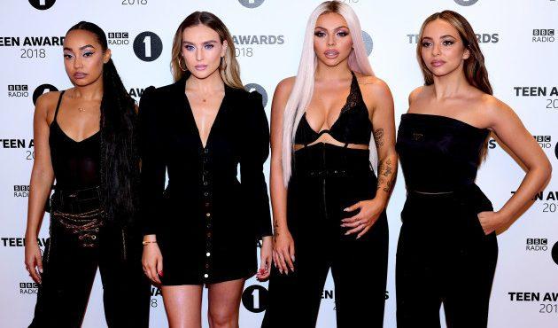 Sexi dievčatá zLittle Mix sa kvôli piesni vyzliekli donaha