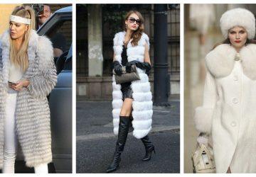 Biela farba ako základ zimného šatníka: Čo si obliecť, aby ste vyzerali ako Snehová kráľovná?