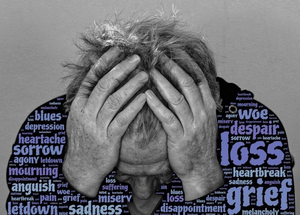 K ľudom, ktorých trápi depresia by malo byť okolie mimoriadne tolerantné. Zdroj: pixabay.com