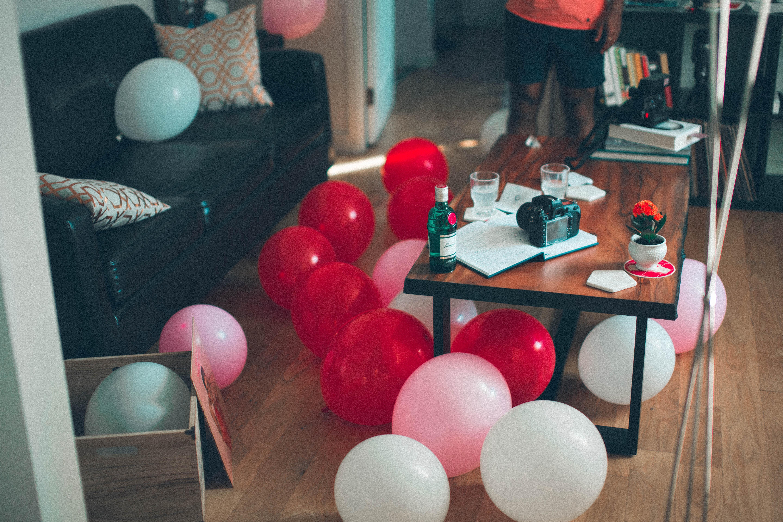 ako pripraviť párty