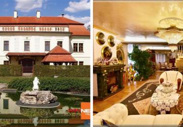 Tieto slovenské kaštiele sú na predaj a sú lacnejšie ako vila Rezešovcov