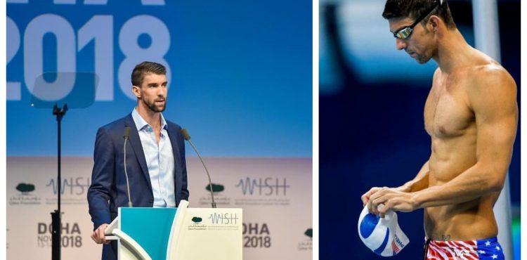 Plavecká legenda, rekordman a olympionik Michael Phelps: Je to okey, ak nie ste v poriadku