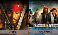 Vedeli ste, že NASA tvorí plagáty posádky pred každou misiou? Zaručene vás nič nepobaví viac