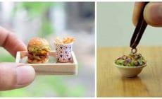 Výtvory tejto šéfkuchárky by sme jesť neodporúčali. Sú totiž z hliny a farby