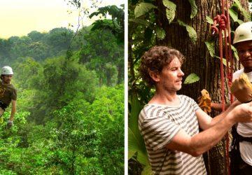 Stavebný inžinier z Tešedíkova dostal Oscara za ekodom v Kostarike. Teraz zachraňuje pralesy