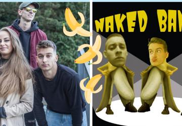 Špičkovým vtipom prekvapuje Slovákov nové video od Naked Bananas: Z týchto typov cestovateľov pôjdeme do kolien úplne všetci