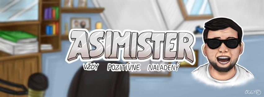 Asimister odkomentoval viacero vtipných videí.