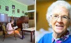 Česká nemocnica zariadila izbu seniorov do retro štýlu 60. rokov. Pacientom sa vracia pamäť