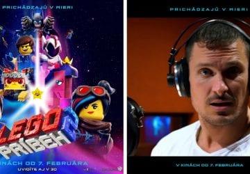 LEGO® príbeh 2 je v kinách, animovanému hitu prepožičal hlas aj Ján Koleník, Miro Noga či Laci Strike