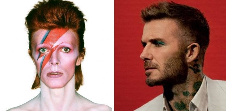 Nosil ho aj Bowie či Depp. Je mužský make-up v dnešnej spoločnosti normálny?