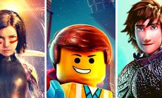 Lego príbeh 2 alebo Ako si vycvičiť draka 3. Rozprávkový február v kinách