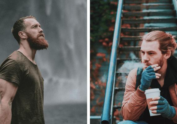 Ryšavá brada a vlasy inej farby? Prečo je to tak?