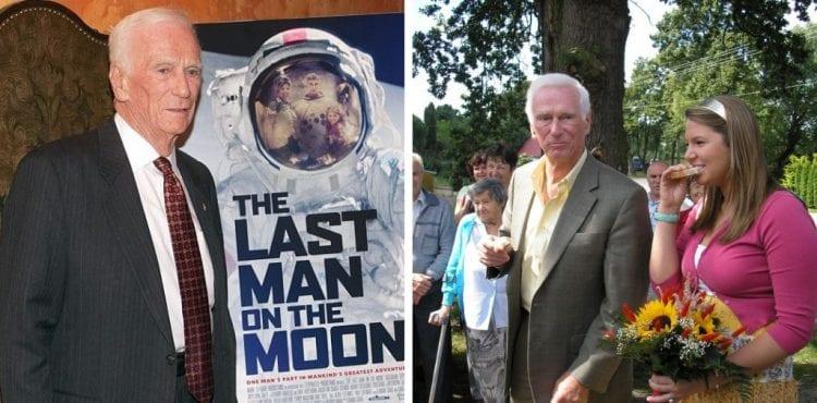 Posledný človek na Mesiaci bol rodák z Kysúc. E. A. Cernan vo vesmíre prežil viac ako 566 hodín