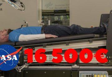 Za ležanie v posteli vám NASA zaplatí 16 500€. Ešte stále hľadajú dobrovoľníkov!