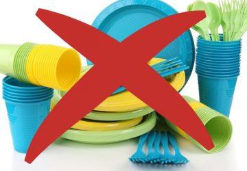 Európska únia schválila zákaz používania jednorazových plastov. Plastové príbory, slamky či vatové tyčinky si už nekúpite