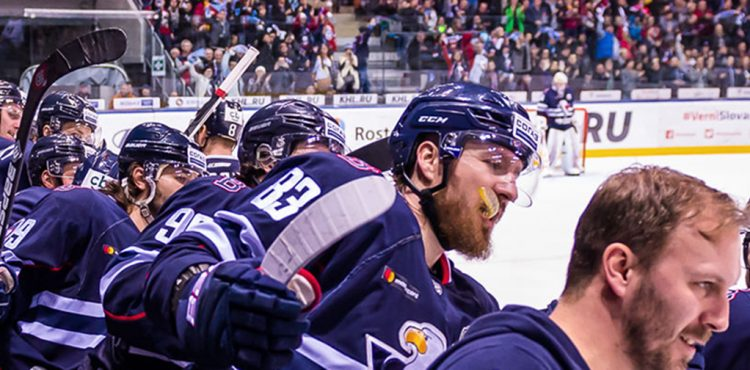 Kto pomôže Slovanu zotrvať v KHL? Klub zatiaľ nedodal dokumenty na pôsobenie v nasledujúcej sezóne