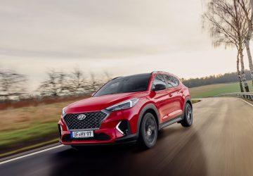 Najpredávanejšie SUV na Slovensku dostalo športový kabát – prichádza Hyundai Tuscon N Line!