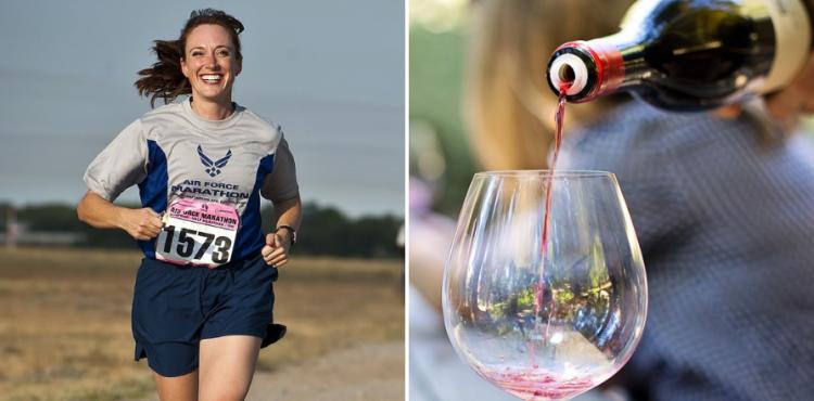 Vo veľkom sa píše o behu vína vo Francúzku, a pritom niečo také máme aj u nás. Poď do Strekova na WINE RUN!