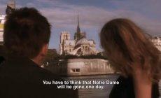 O tom, ako režisér pred 15 rokmi vo filme Pred súmrakom predpovedal skazu parížskej Katedrály Notre-Dame