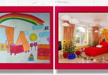 7 detí, jedno zadanie: Takto by mali vyzerať vysnívané detské izby podľa najmenších