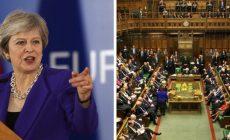 Britský parlament už po tretí raz neschválil brexit. Možno dôjde k odchodu bez akejkoľvek dohody