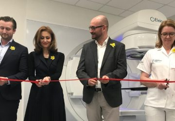 Národný onkologický ústav v Bratislave má jeden z najmodernejších prístrojov v Európe! Dokopy ich na Slovensku bude 16
