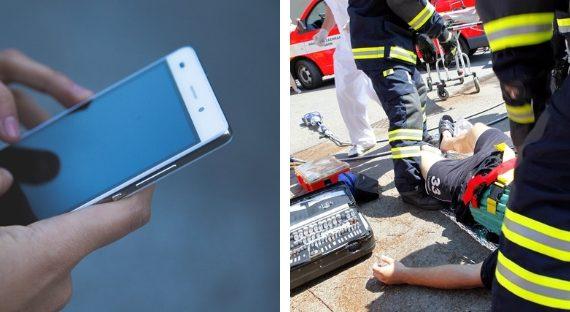 Táto slovenská aplikácia ti môže zachrániť život! Lokalizuje miesto a umožní rýchlejšie vyhľadať lekársku pomoc