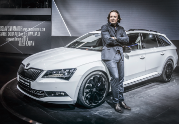Slovenský dizajnér opäť mení pôsobisko, do svojich služieb ho povolal luxusný Rolls Royce!