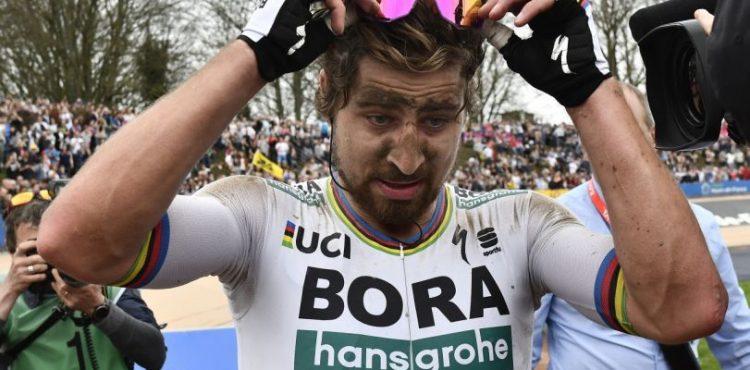 Peter Sagan neobhájil minuloročné víťazstvo. Na pretekoch Paríž – Roubaix skončil piaty
