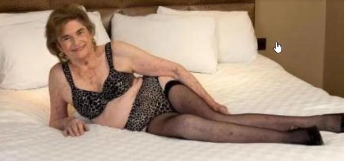 90-ročná prostitútka Zdroj: youtube.com