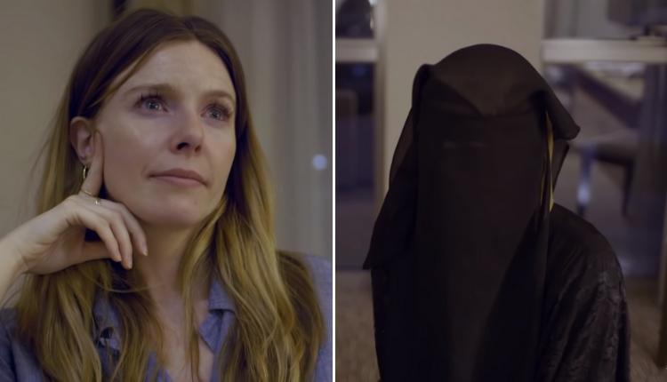 manželka džihádistu